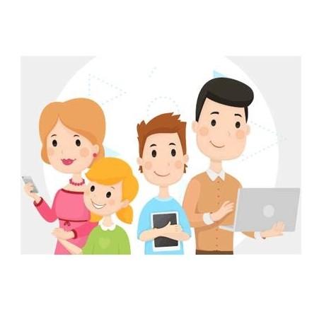 KASPERSKY BOX SAFE KIDS -- 1USER X PC/MAC/ANDROID