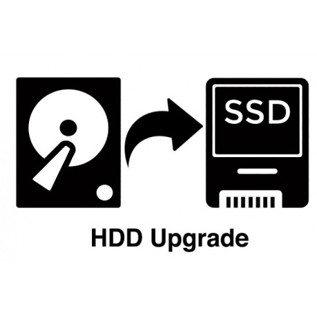 UPGRADE VELOCITA' SSD 480 GB
