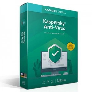 KASPERSKY BOX - DA 1 PC -...