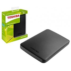 TOSHIBA HARD DISK ESTERNO 1TB