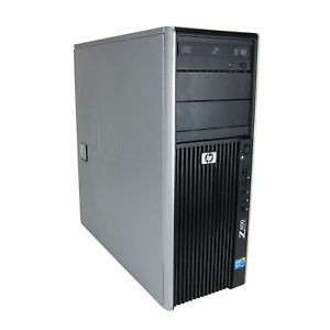 WORKSTATION HP Z400 RIGENERATO